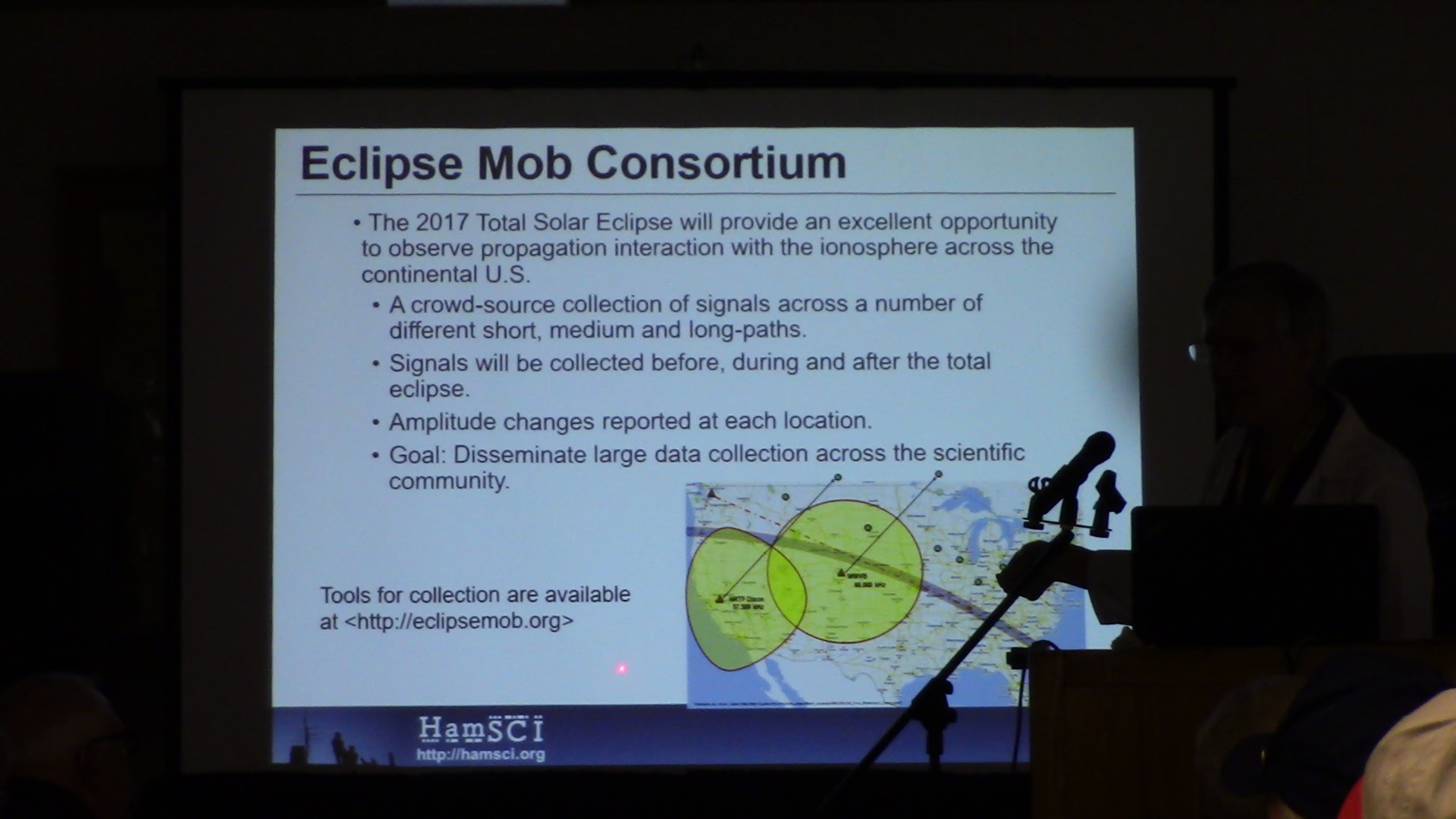 "Bill Liles NQ6Z presents ""VLF/LF and the 2017 Total Solar Eclipse"""