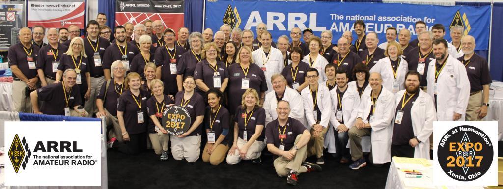 ARRL Expo 2017 Team